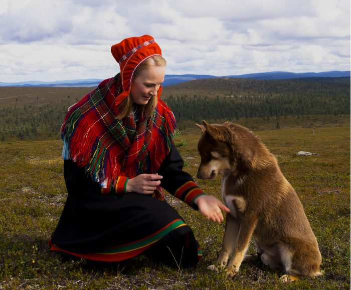 Caroline Vlietstra Content Creator Voigt Travel Fins Lapland