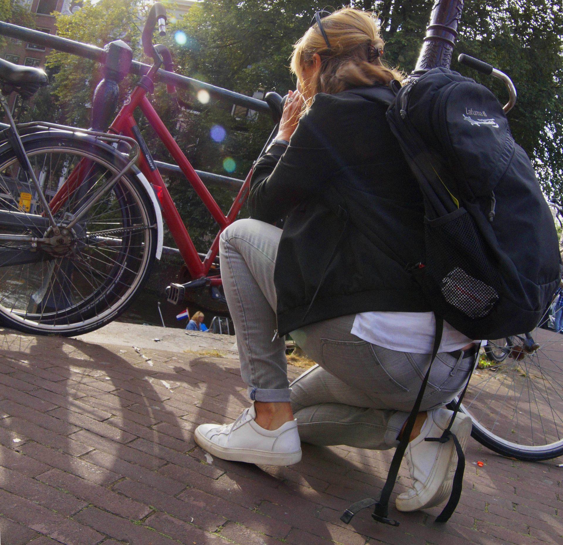 Caroline Vlietstra content creator fotograaf