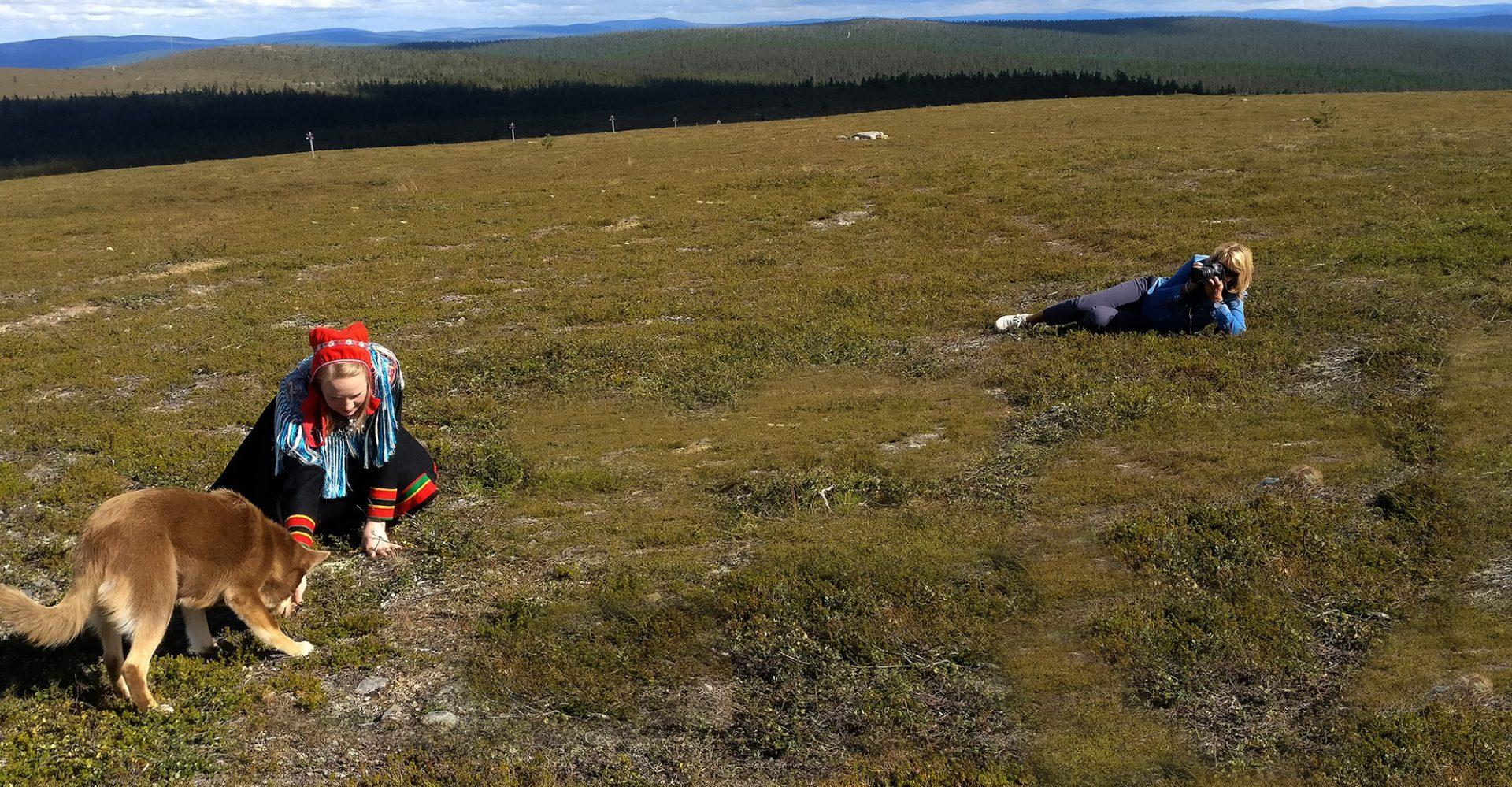 Fins Lapland Voigt Travel Caroline Vlietstra content creator fotograaf journalist