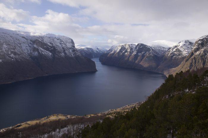 Noorwegen Stegastein