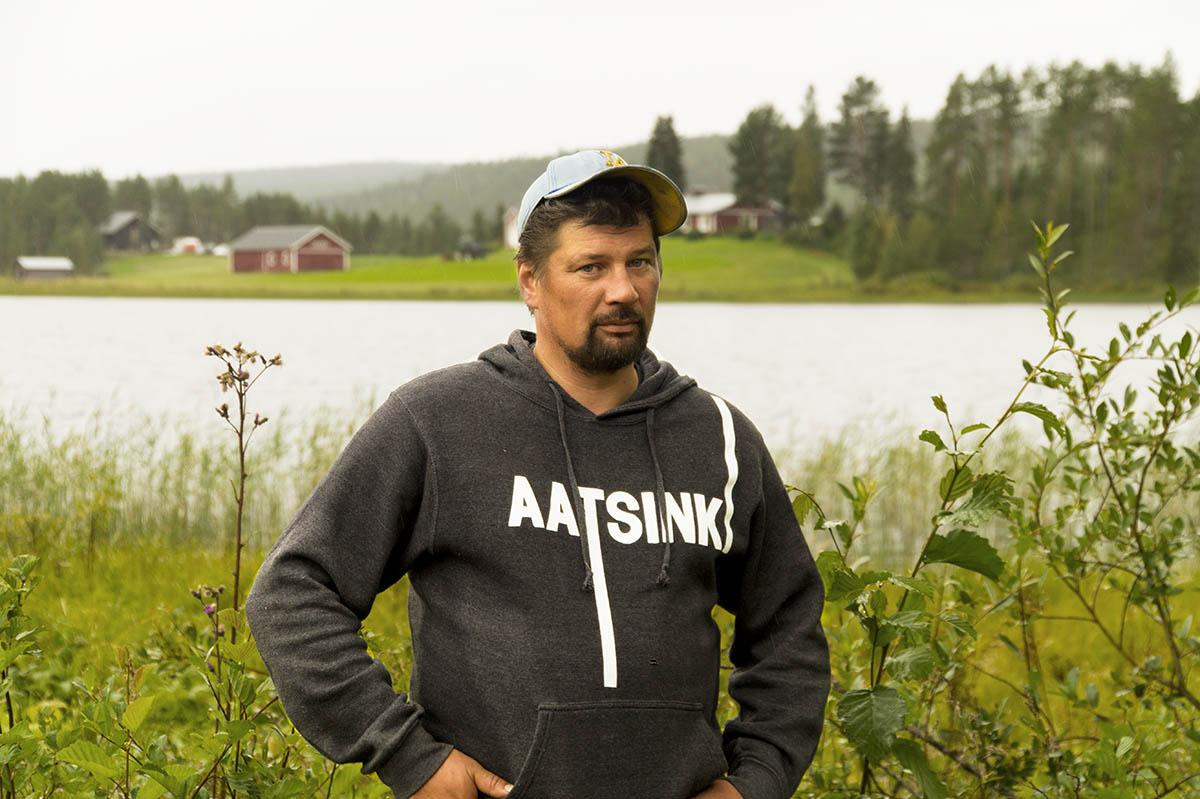 Lasse Aatsinki Fins Lapland Voigt Travel
