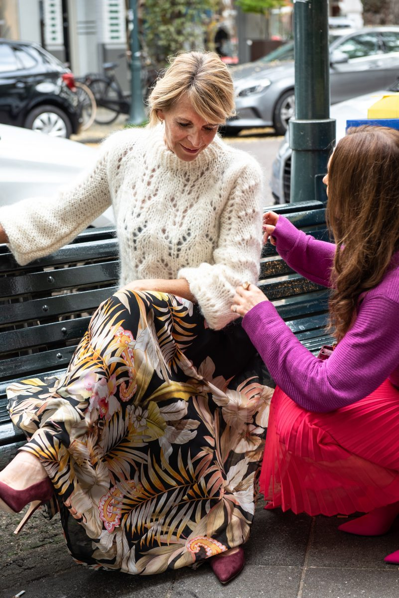 Voor UIT Magazine word ik aangekleed door styliste Jolanda Oskam.