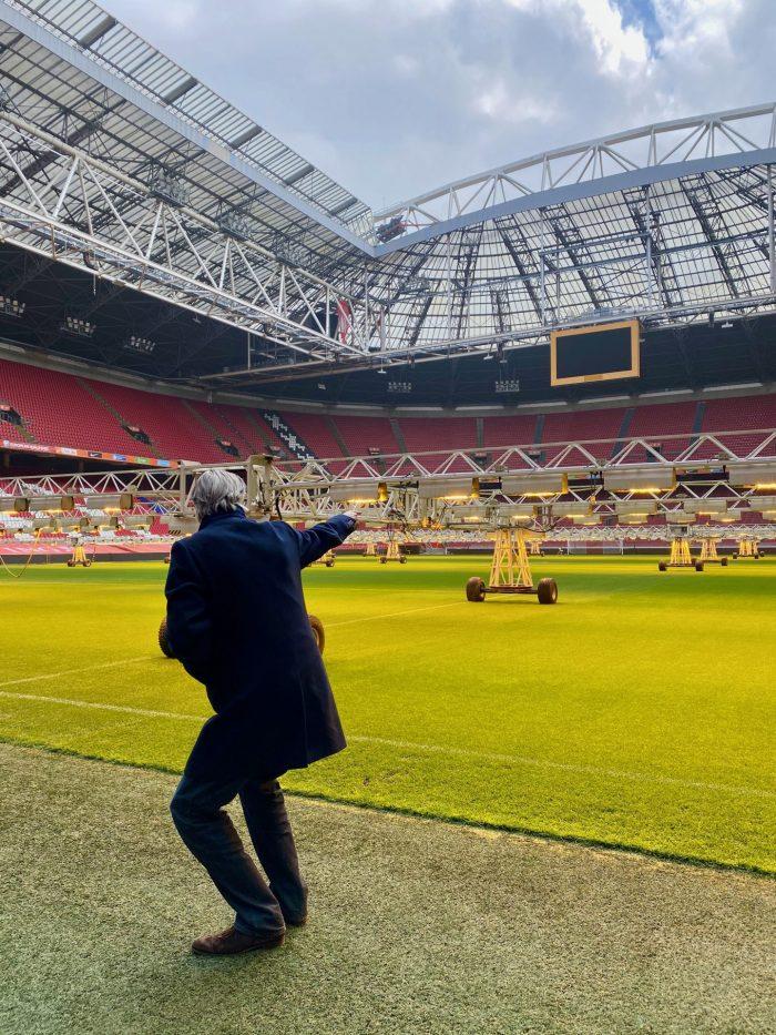Henk Markerink Arena Credit Caroline Vlietstra