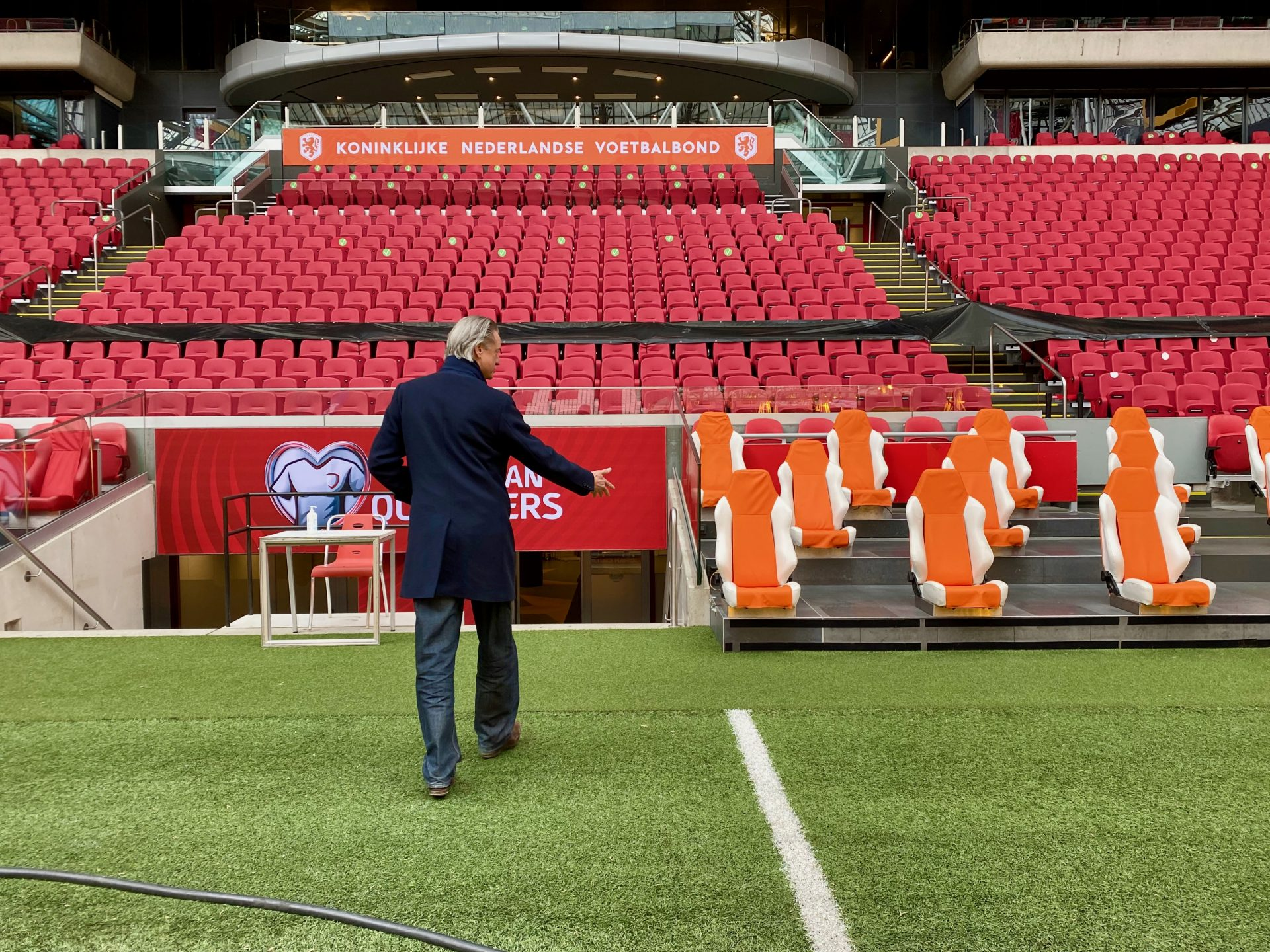 Johan Cruijff ArenA Henk Markerink credit Caroline Vlietstra